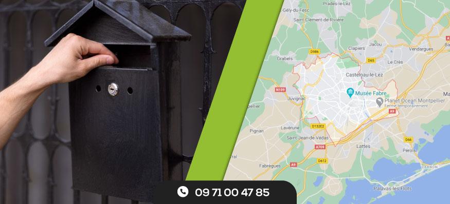 Distribution de prospectus Montpellier