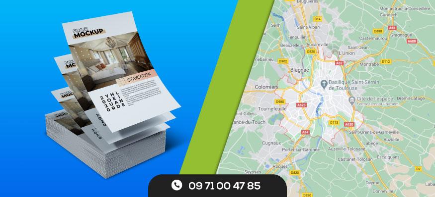 Distribution de prospectus Toulouse