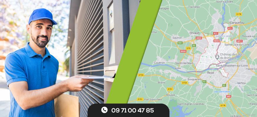 Distribution de prospectus Nantes