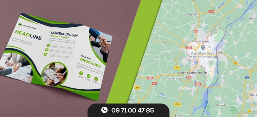 Distribution de prospectus à Strasbourg