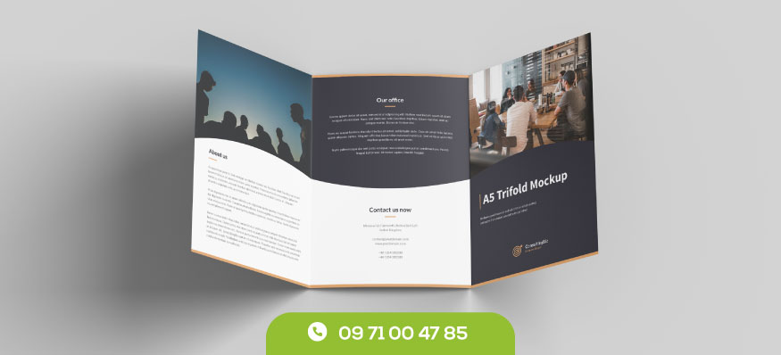 13 astuces pour créer une brochure commerciale efficace