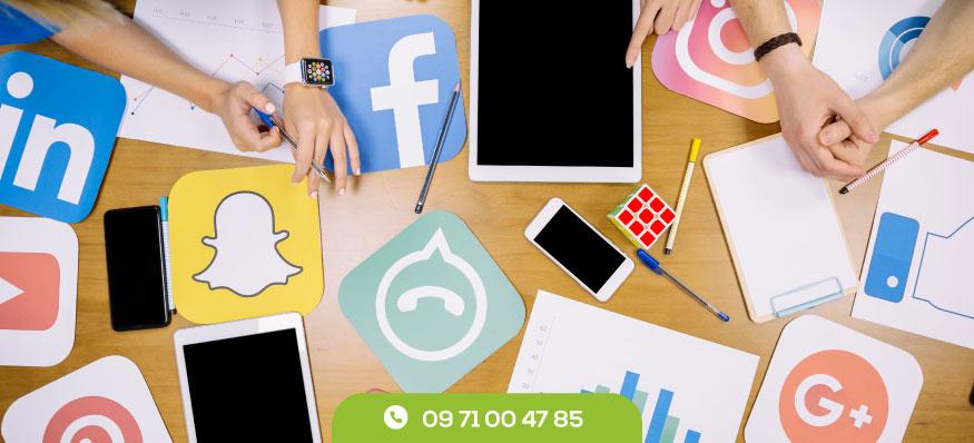 Les réseaux sociaux facteurs clés dans une stratégie marketing !