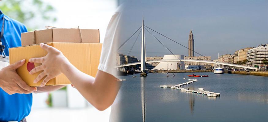 boite aux lettres Le Havre