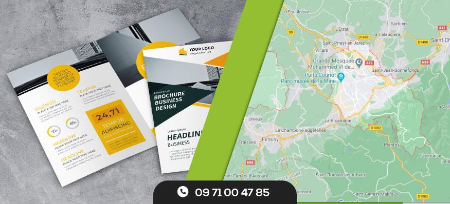 Distribution de prospectus Saint-Etienne